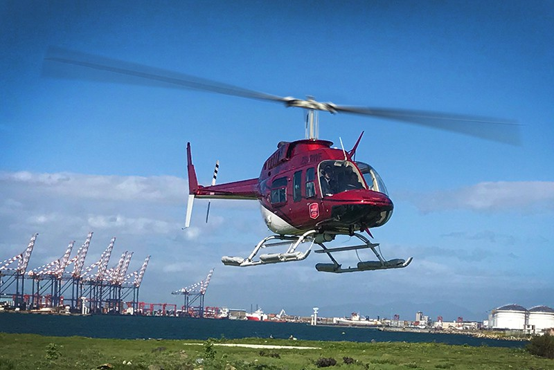 Sport Cape Town Helicopters | Tours | Robben Island