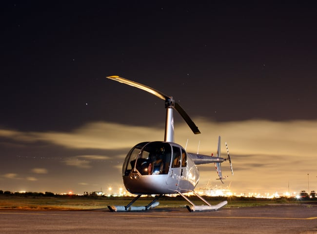 Sport Cape Town Helicopters | Our Fleet | Robinson R44