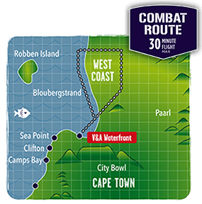 Sport Cape Town Helicopters | Tours | Huey Combat