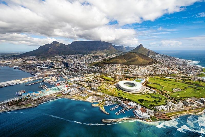 Sports Cape Town Helicopter | Tours | The Hopper