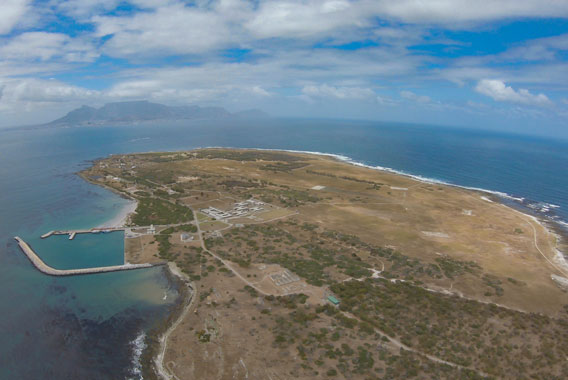 Cape Town Helicopter Tour Robbin Island Gallery Image 1