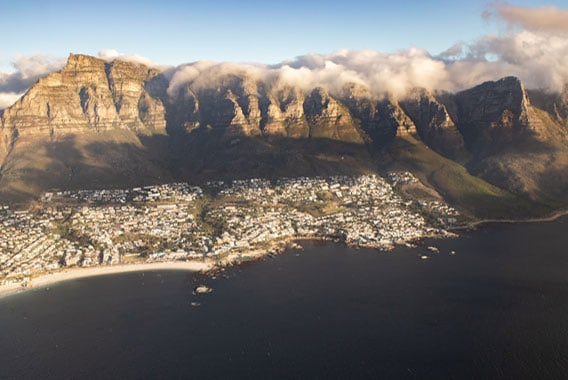 Cape Town Helicopter Flight Scenic Trip Camps Bay Hout Bay Gallery Picture 4