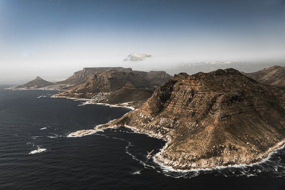 Cape Town Helicopter Flight Scenic Trip Camps Bay Hout Bay Gallery Picture 6