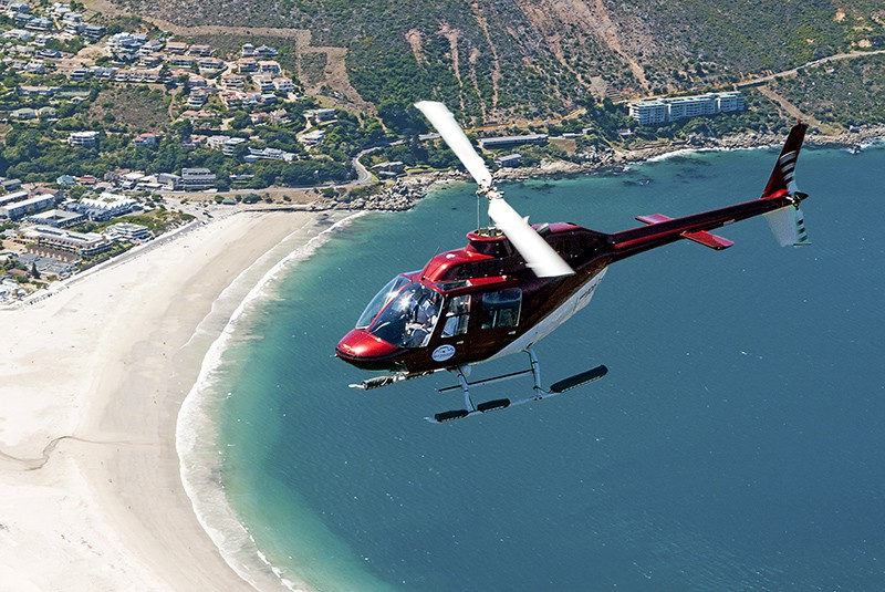 Sport Cape Town Helicopters | Tours | Camps Bay / Hout Bay
