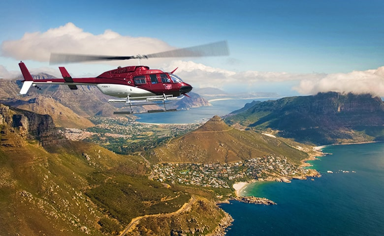 Sport Cape Town Helicopters