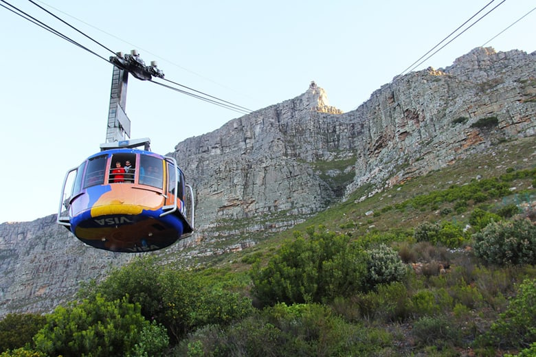 Sport Cape Town Helicopters | Cape Town | Table Mountain