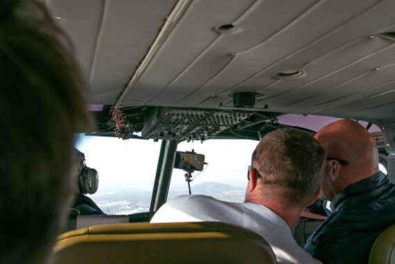 Combat Lite Huey Flight Cape Town Helicopter Tour Gallery image 2