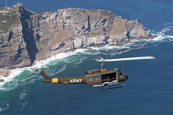 Huey Sport Helicopters Cape Point Cape Town 1