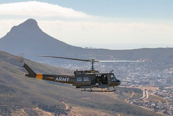 Huey Sport Helicopters Cape Point Cape Town 2