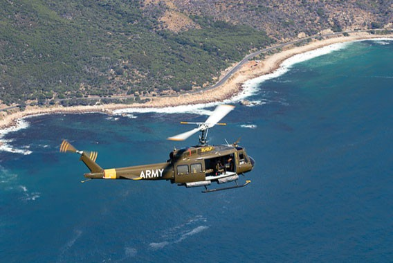 Huey Sport Helicopters Cape Town Camps Bay Hout Bay 3