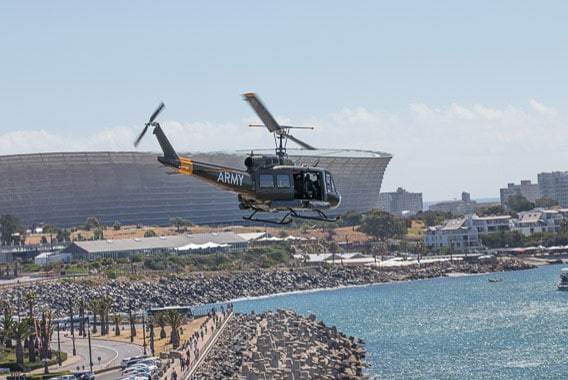 Huey Sport Helicopters Cape Town Hopper Flights Gallery 4