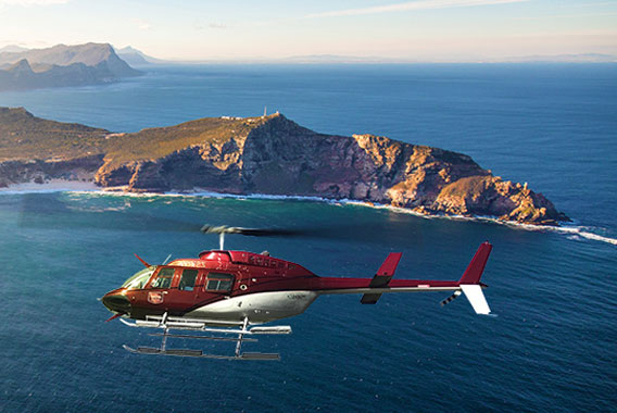 Cape Point Helicopter Tours scenic routes trips