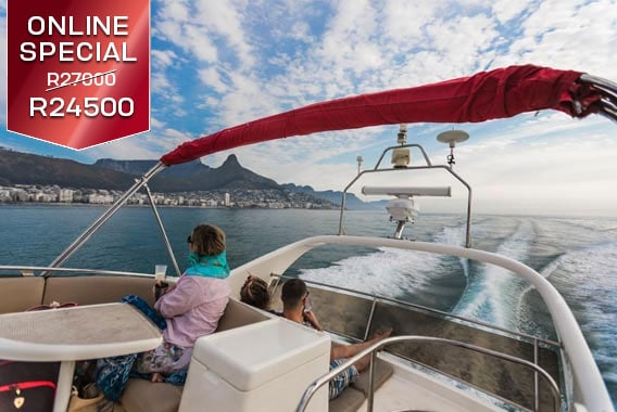 Sport Clifton Grand Experience Boat Yacht cruise charter