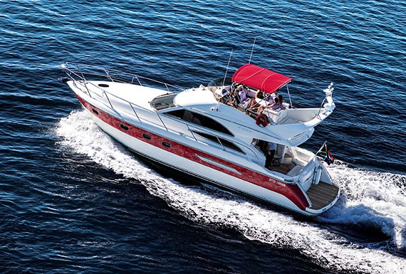 Princess Skye Motor Yacht boat charter cruise Cape Town private luxury