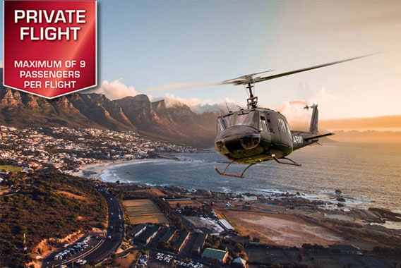 Sport Helicopters | Huey Army Adventure Flights