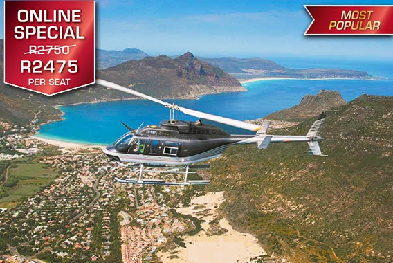Sport Helicopters Cape Town Helicopter Tour Two Oceans Feature