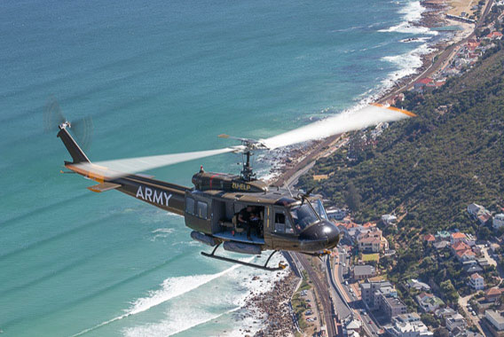 Huey Sport Helicopters Cape Town Two Oceans 3