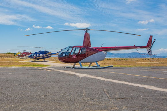 Sport Helicopters Cape Town Helipad