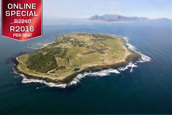 Robbin Island Cape Town Helicopter Tour Sport Helicopters V&A Waterfront