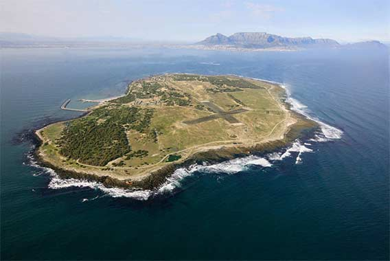 Robben Island Helicopter Ride